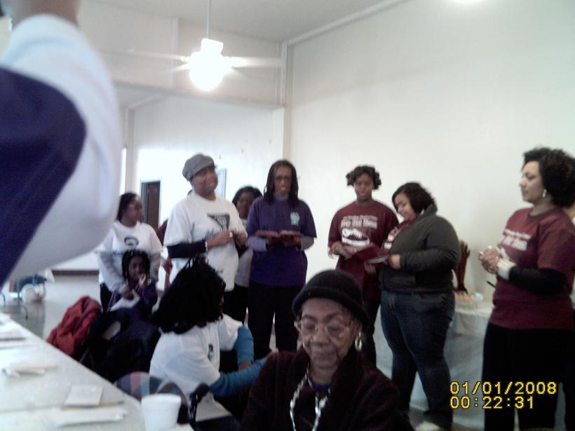 2011 Ladies Prayer Breakfast